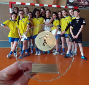 Championnes Inter-Académiques